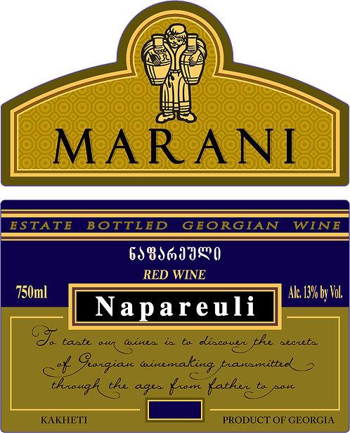 Marani Napareuli PDO