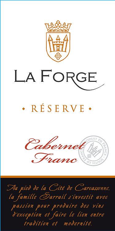 La Forge CABERNET FRANC - IGP
