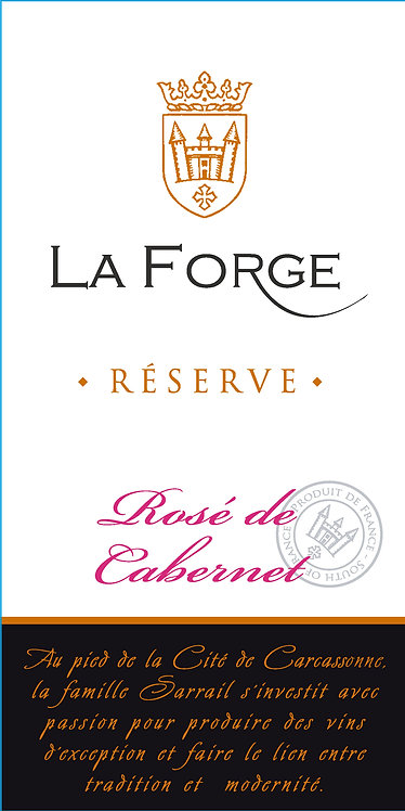 La Forge Rose IGP