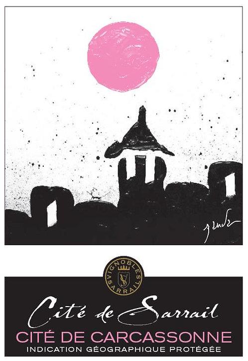 Cite Rose Sarrail Carcassonne