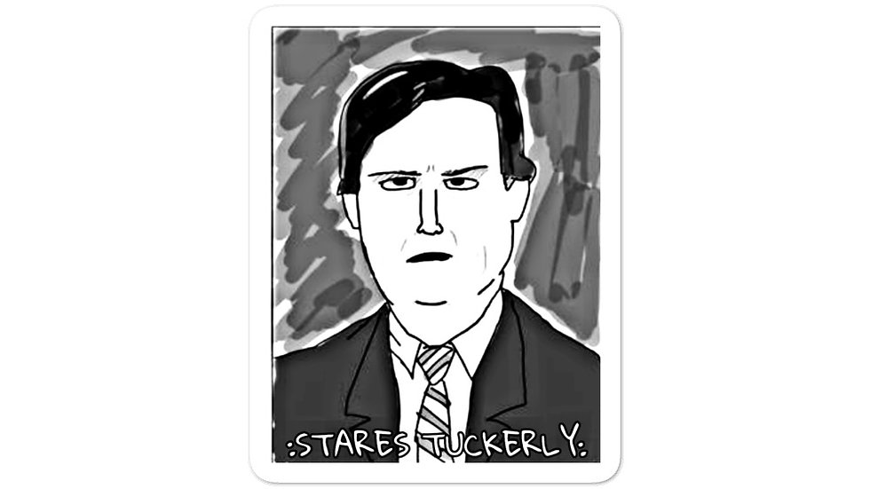 tuckerly  stickers