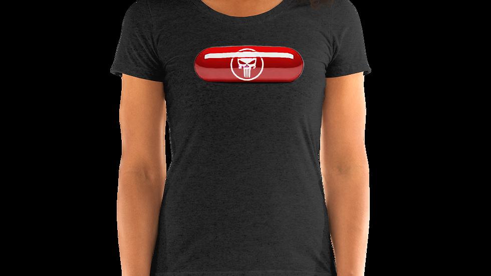 skullpill Ladies' short sleeve t-shirt
