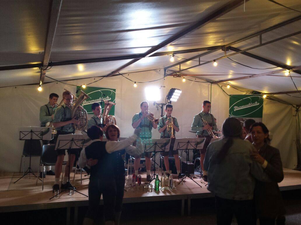 Musikertreffen Ebersdorf