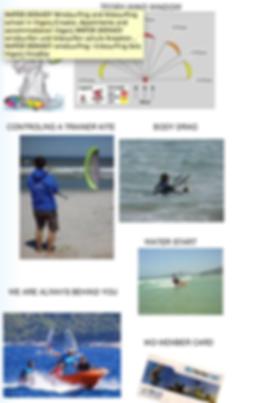 kitesurfing course viganj