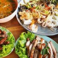 Tajska hrana
