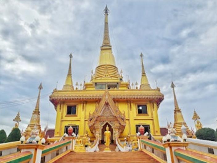 Budisticni templji