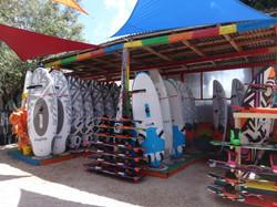 Viganj Water Donkey center, najam windsurfing opreme Jedra i daske