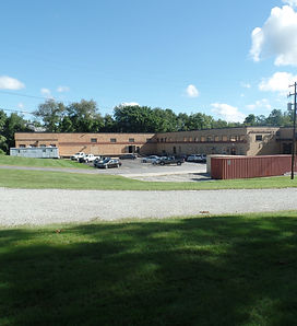 2301 W. Pike Street, a 78,000 square foot warehose building located in Canonsburg, Pennsylvania.