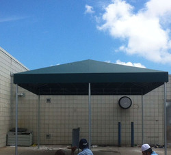 JFK canopy