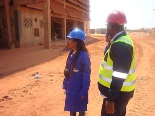 Zambezi portland plant tour