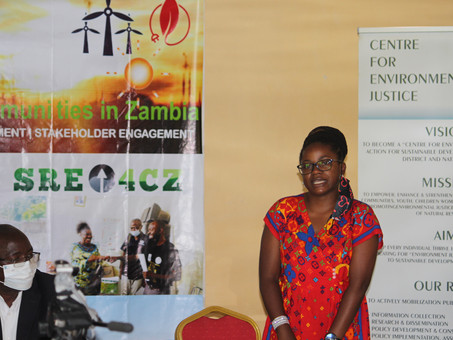 Transitioning Youths in Realising Renewable Energy Access in Zambia