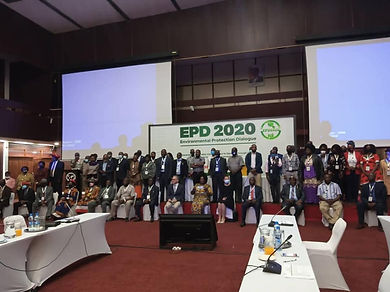 Official opening of the EPD2020-Traditional leaders-Government-Mining Companies , CSOs etc