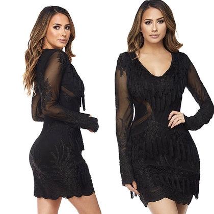 Take me to Paris Dress