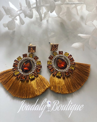 Crystal Accent Earrings