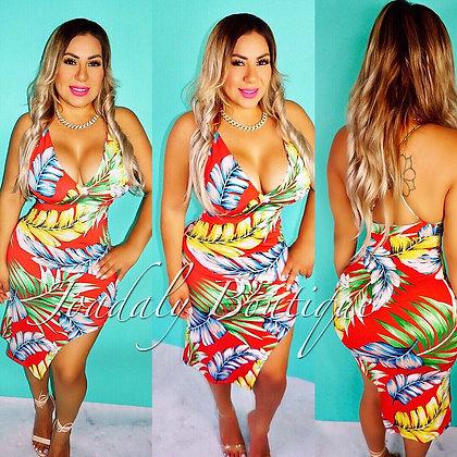 Tropical Lover Dress