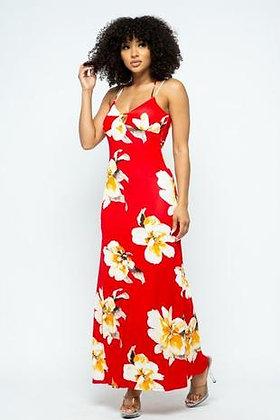 Virginia Red Dress