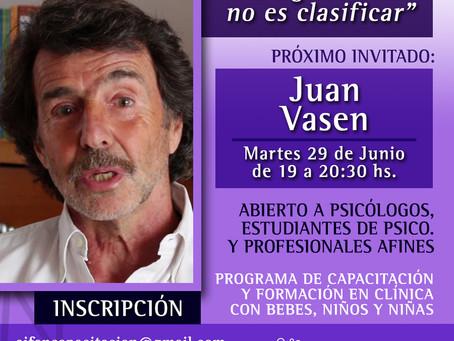 Juan Vasen - Diagnosticar no es Clasificar