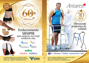 Aviso Alfolatex Revista Núcleo