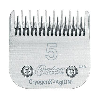 Cuchilla Oster #5 - 1/4-6.3mm