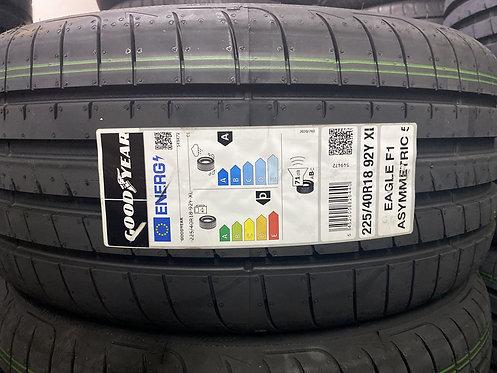 Eagle F1 Asymmetric 5 Tyre