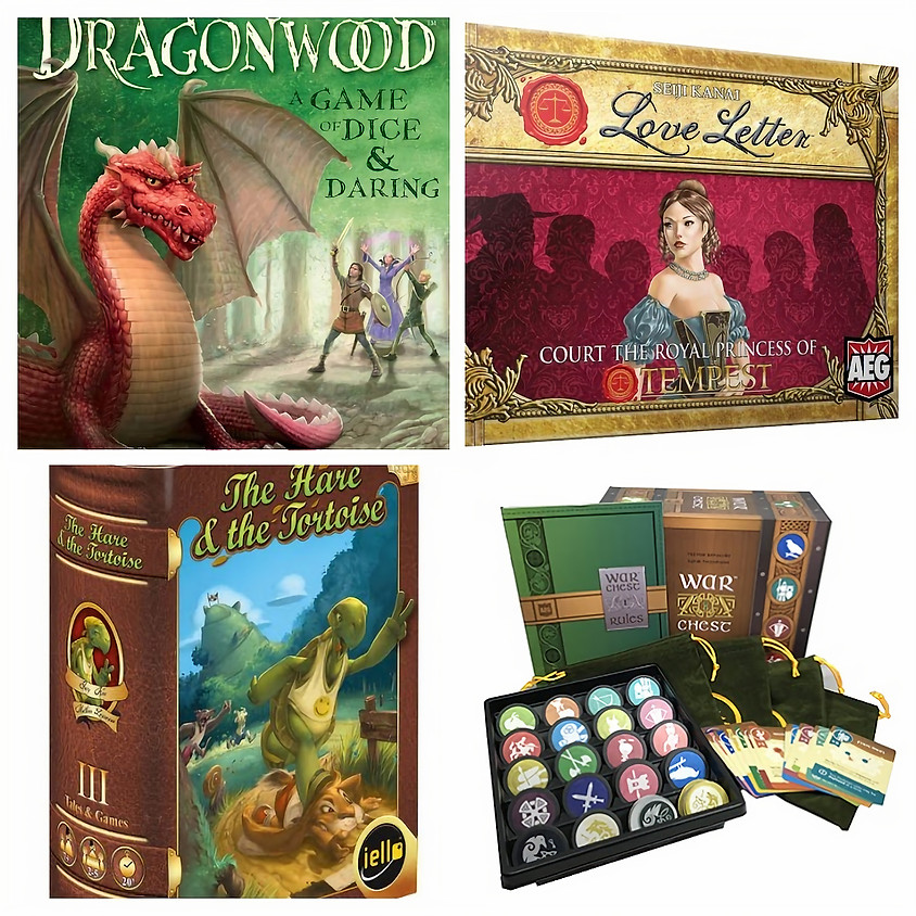 March's Unplugged Family Game Night