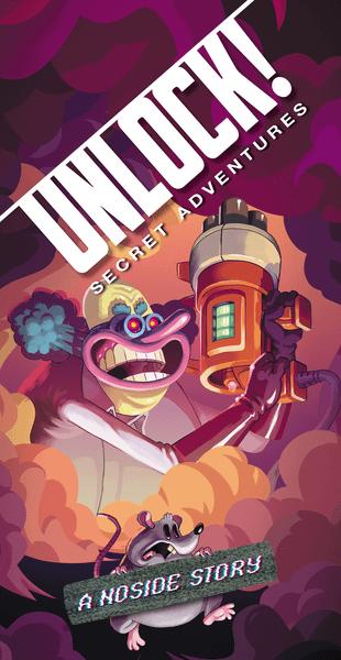 UNLOCK!: A Noside Story