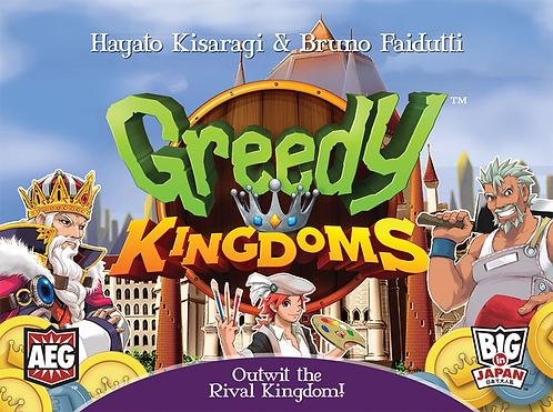 Greedy Kindoms