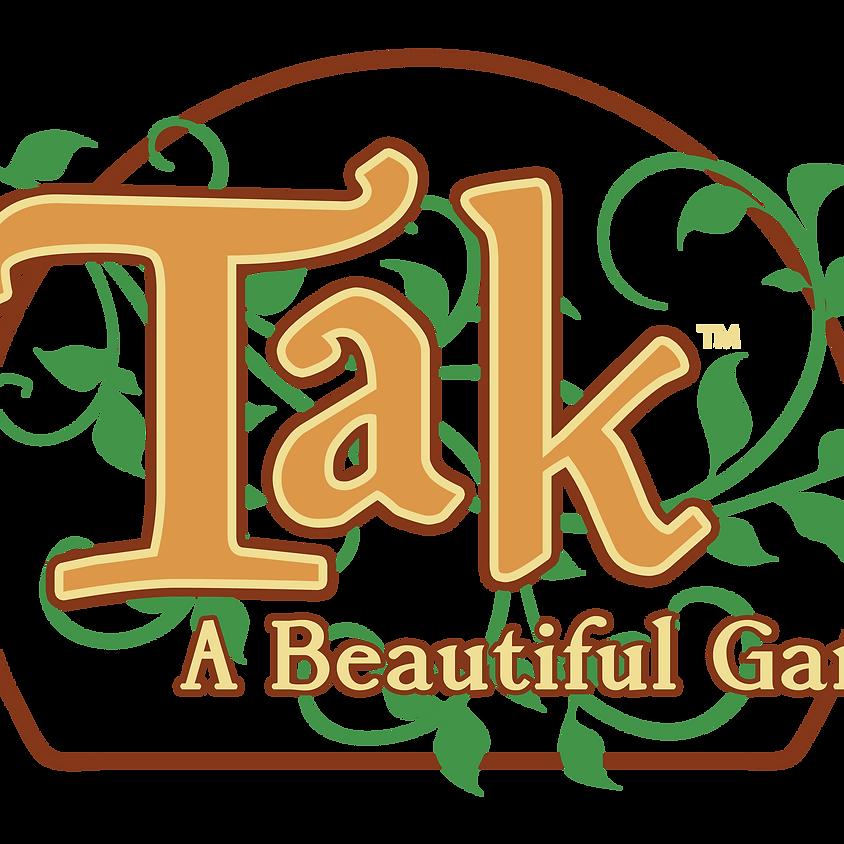 Tak: A Beautiful Game Tournament