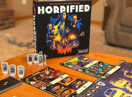 First Play: Horrified: Universal Monsters🧛♂️