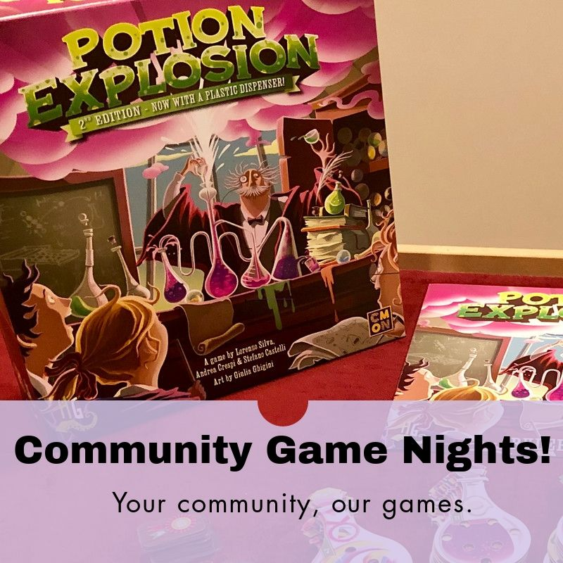 Community Game Nights