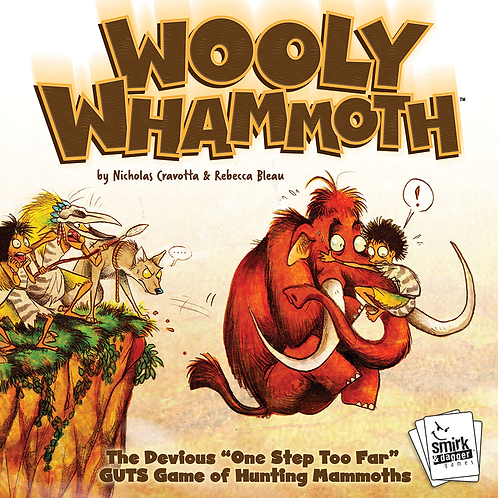 Wooly Whammoth
