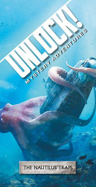 UNLOCK!: The Nautilus' Traps