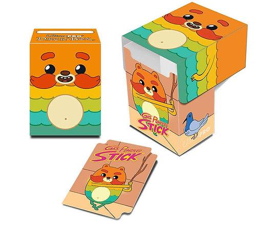 BRAVEST WARRIORS IMPOSSIBEAR FULL VIEW DECK BOX