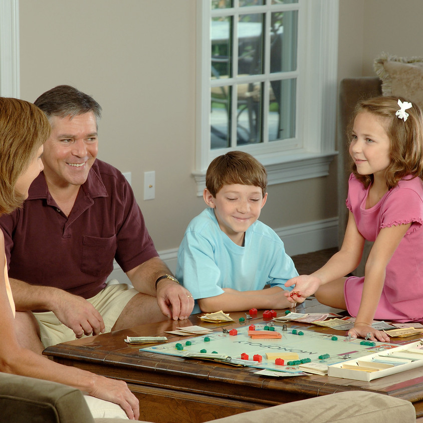 Unplugged Family Game Night