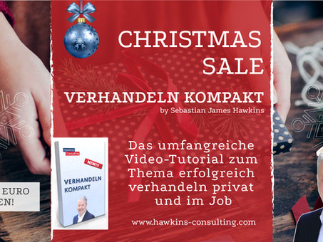 Christmas Sale startet am 12.12.2020