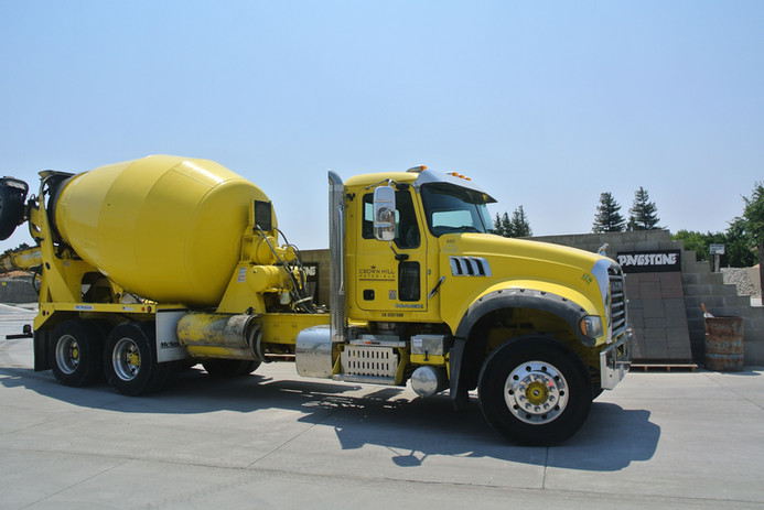 Just one of our many trucks!