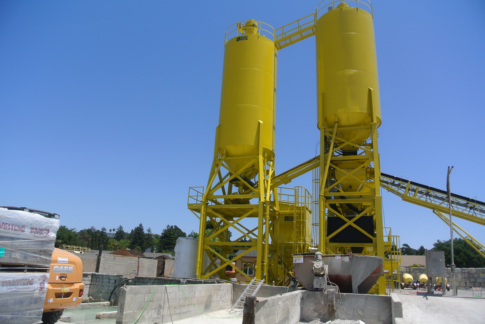 Our Cement Plant