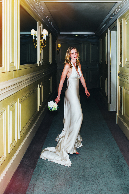 "Robe de mariée ""Riviera"""