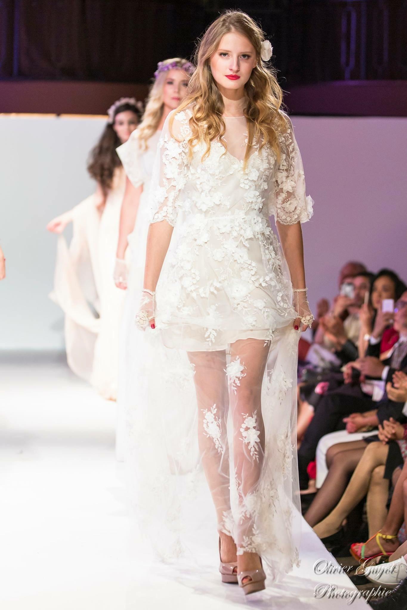Robes de Mariée défilé