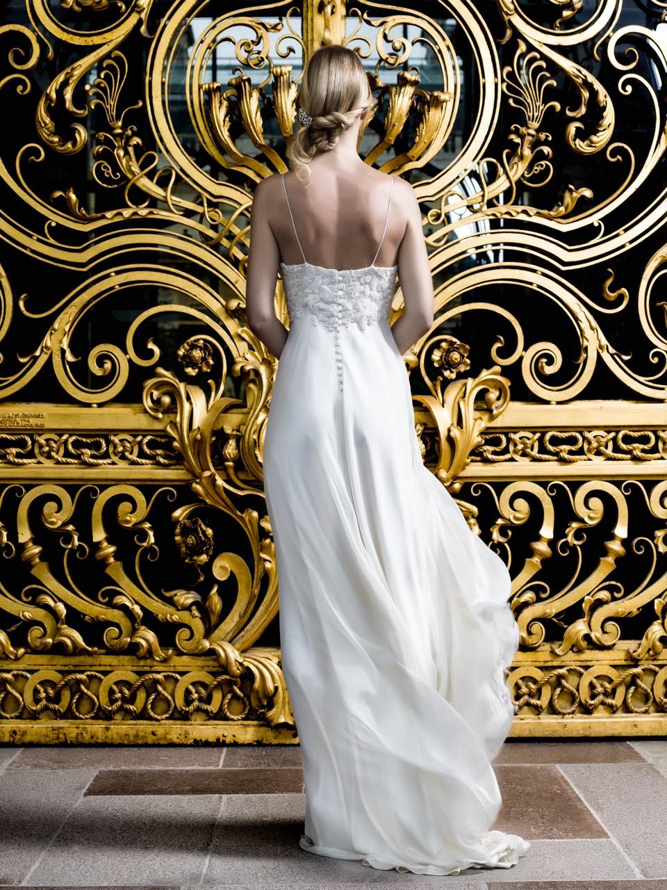 """Robe de mariée""""Guyvana"""""""