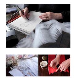 Le dessin et la couture