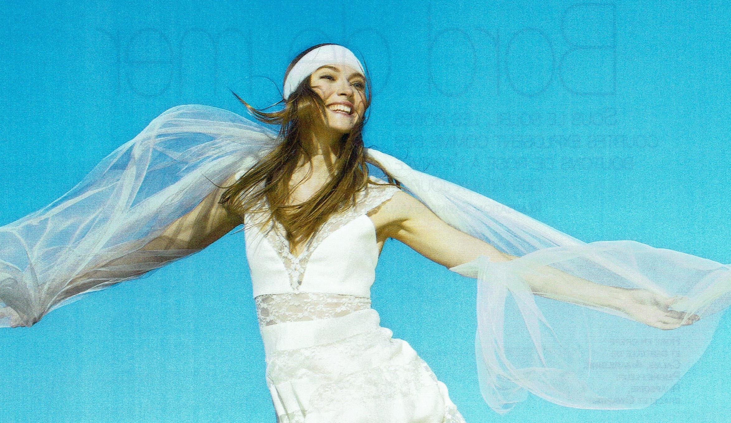 Voile de mariée bohème