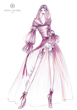les  lingeries de la mariée