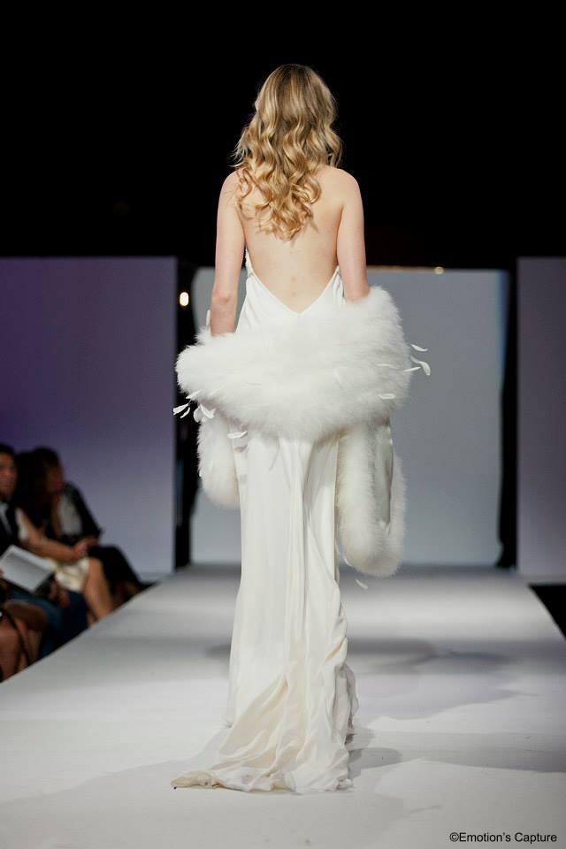 """Robe dos nu """"Cannes"""""""