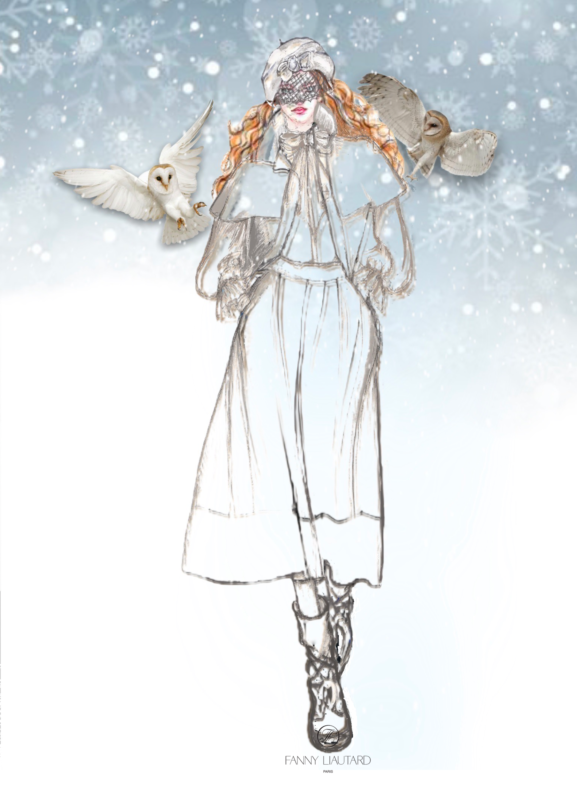 Tailleur jupe-culotte