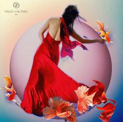 La robe sirene rouge