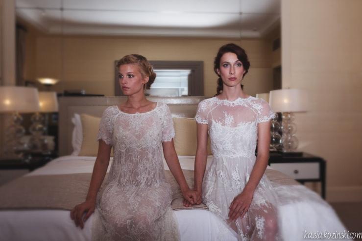 Robes de mariée en dentelles