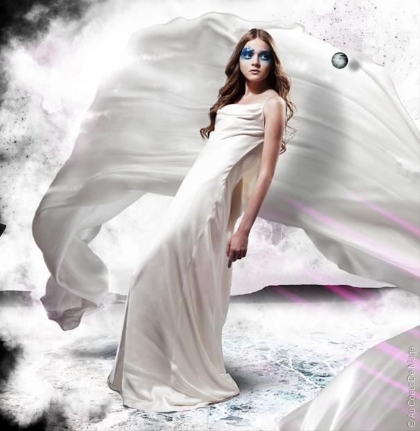 robe de soie