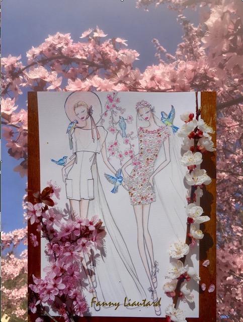 Les mariées du printemps
