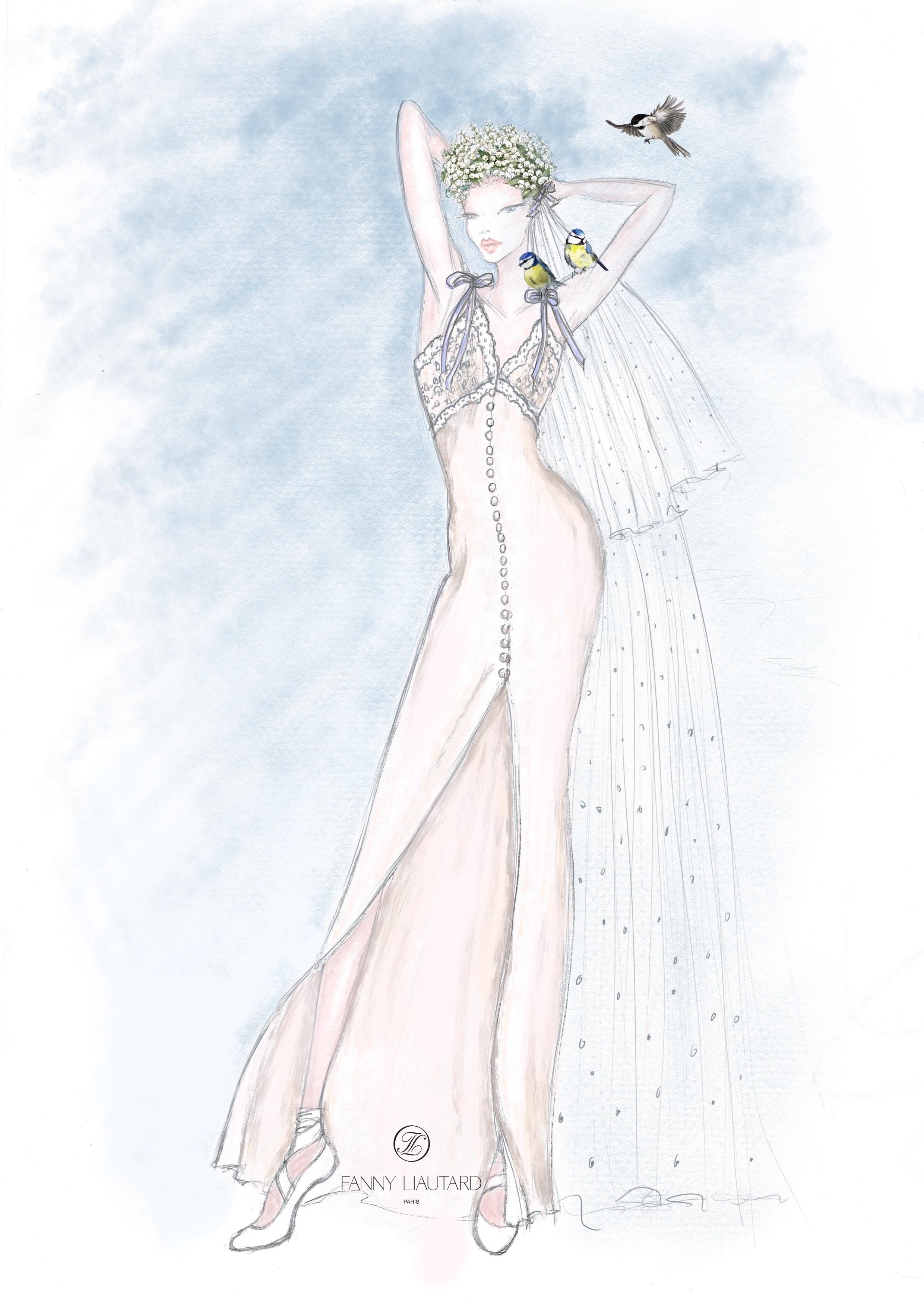 Inspiration lingerie fine